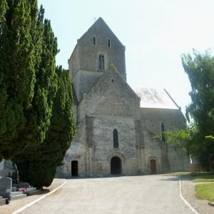 Saint-Fromond Abbey