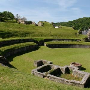 Roman theater of Lillebonne