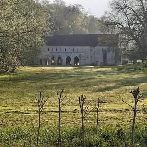 Fontaine Guérard Abbey