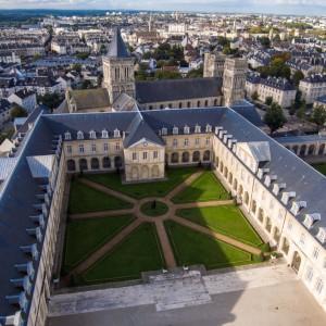 The Ladies Abbey, Caen