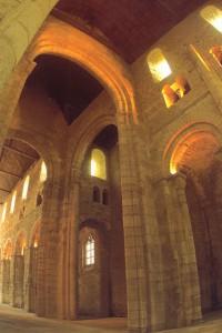 Abbatiale Notre Dame de Bernay Normandie