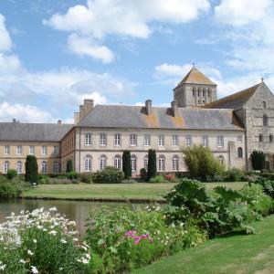 The Holy Trinity abbey, Lessay