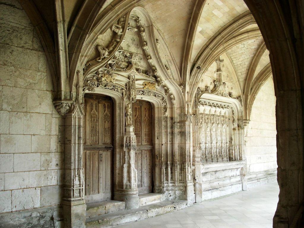 Abbaye Saint Wandrille De Fontenelle