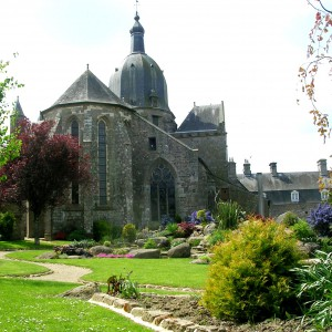 Saint-Sever-Calvados Abbey