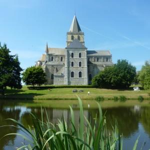 Cerisy la Forêt Abbey