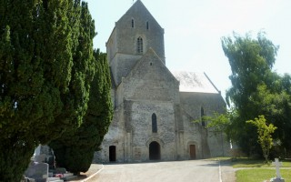 saint-fromond-abbey
