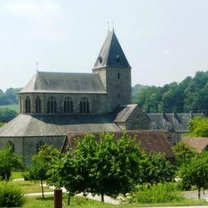 Notre-Dame Abbey, Lonlay