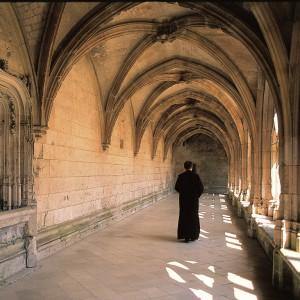 Saint-Wandrille de Fontenelle Abbey