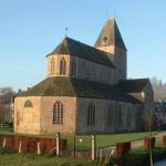 abbaye de Lonlay - chevet