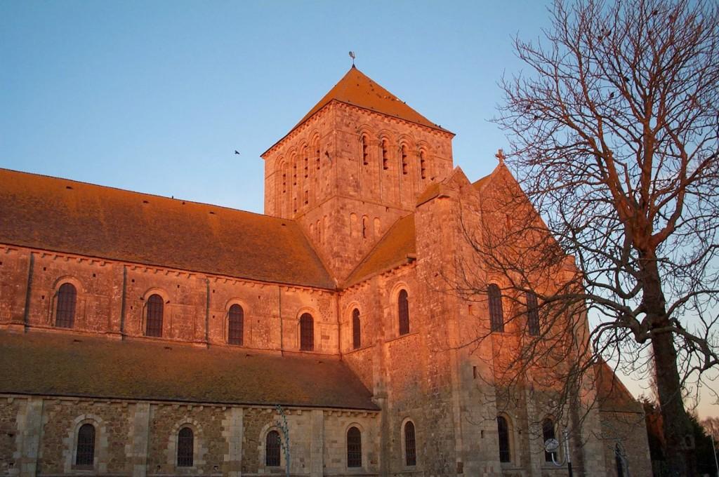 lessay abbaye de la