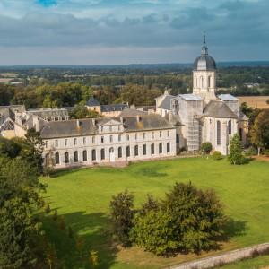 Saint-Martin of Mondaye Abbey