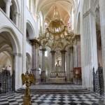abbatiale de Fécamp crédit Abbayes Normandes