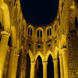 Nuit des musées / Pierres en lumières