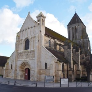 Abbey church Saint Samson, Ouistreham riva bella