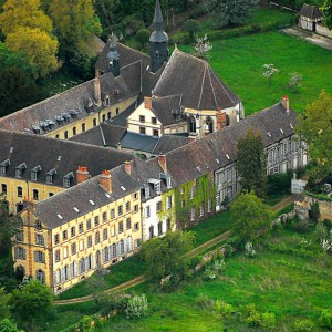 Saint-Nicolas abbey, Verneuil sur Avre