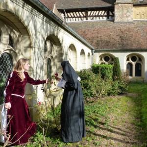L'abbaye en scène