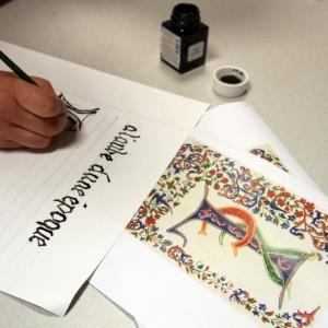 Atelier : Réalisation de cartes de vœux