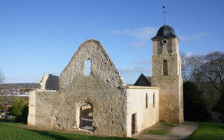 saint-arnoul-sur-touque-priory