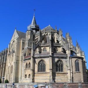 Collegiate Church of Notre-Dame and Saint-Laurent 0'Toole, Eu