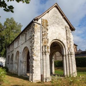 Saint-Jacques Priory, Mont-Saint-Aignan
