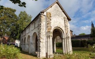 saint-jacques-priory-mont-saint-aignan