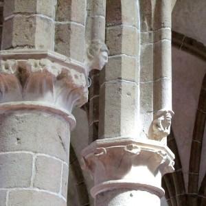 Visite guidée mystérieuse de l'abbatiale de Lonlay